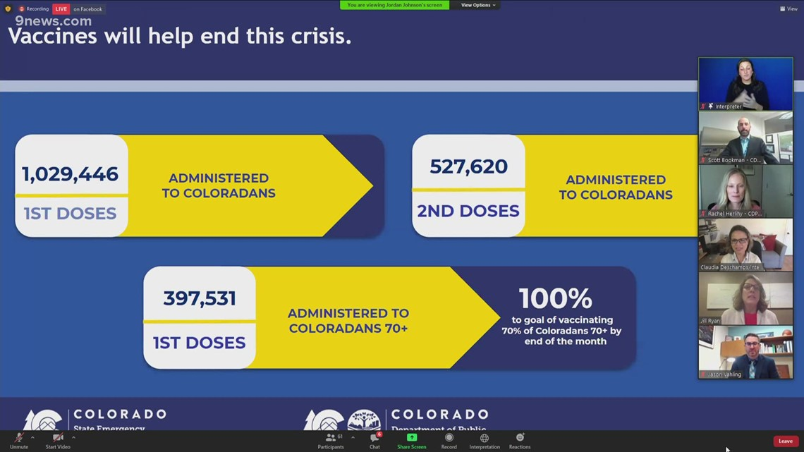 State health leaders look back at a year of COVID-19