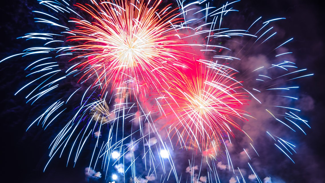 97 Fourth of July firework shows in Colorado