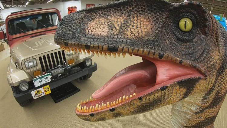 Movie car museum opens at Colorado Mills