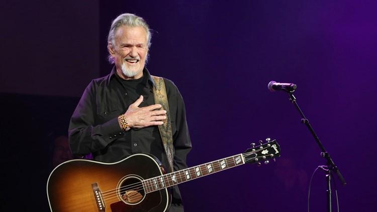 "Nashville Songwriters Association International ""50 Years of Songs"" Kristofferson"
