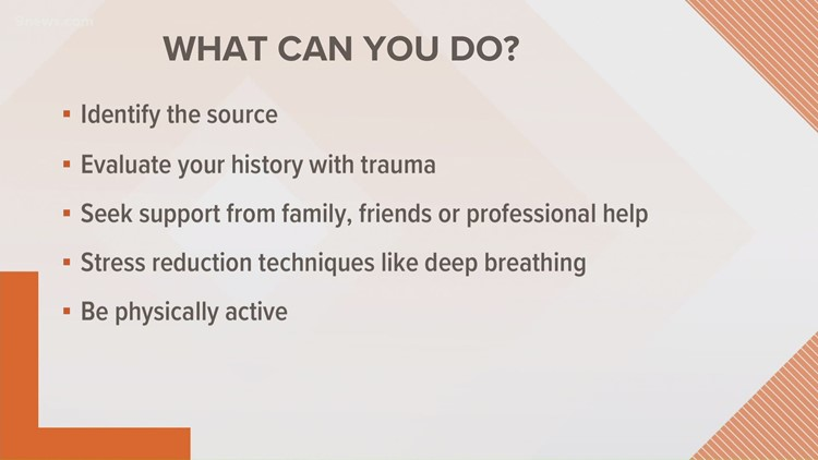 Identifying and healing vicarious trauma