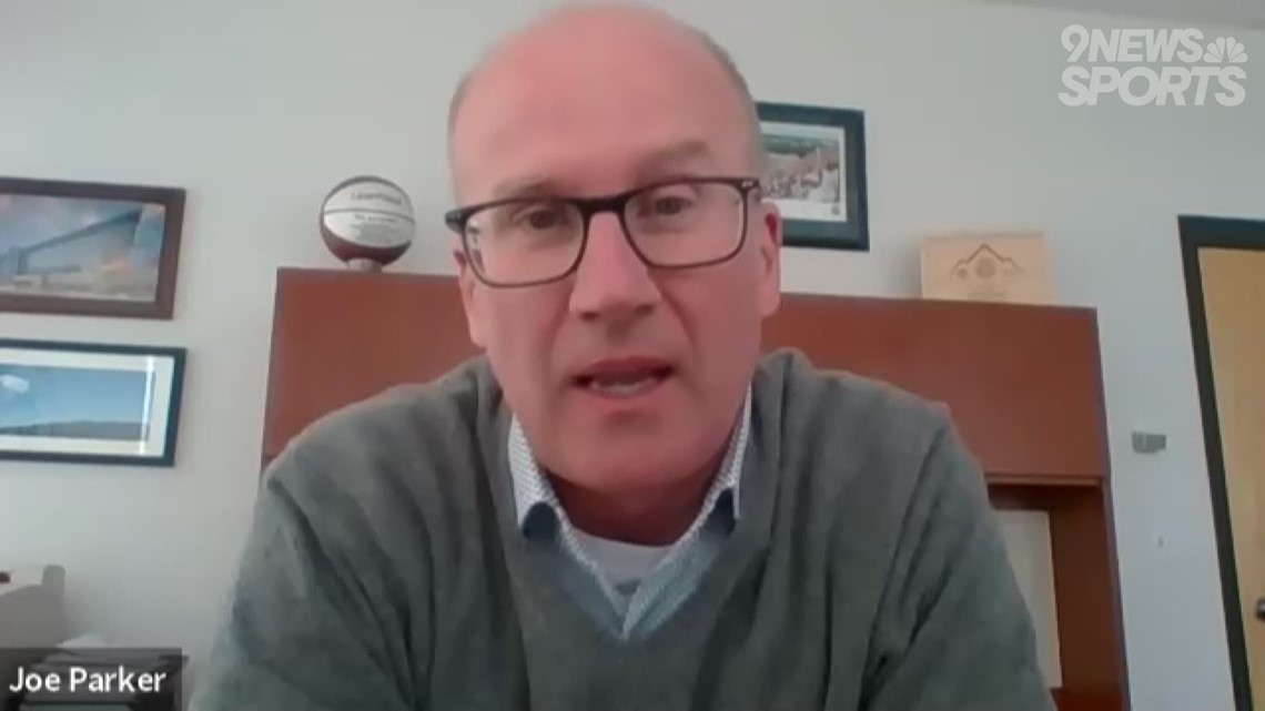 CSU athletic director Joe Parker discusses Rocky Mountain Showdown extension