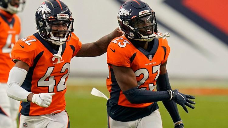 Broncos' free agency: Cornerbacks a priority