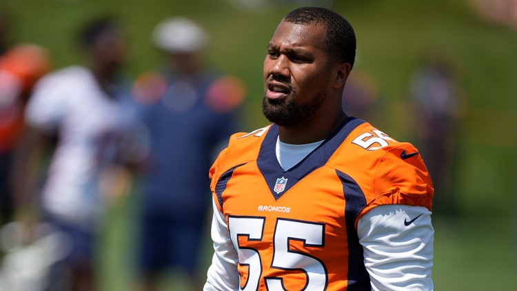 Broncos notes: Chubb out 6 to 8 weeks following ankle surgery
