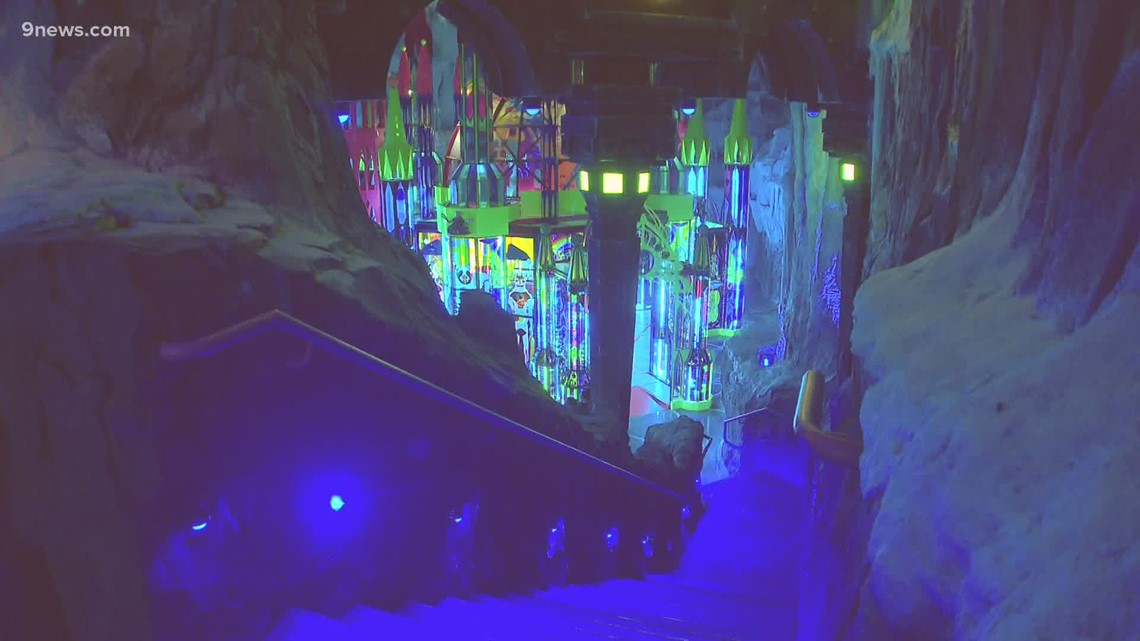 Mile High Minute: Meow Wolf