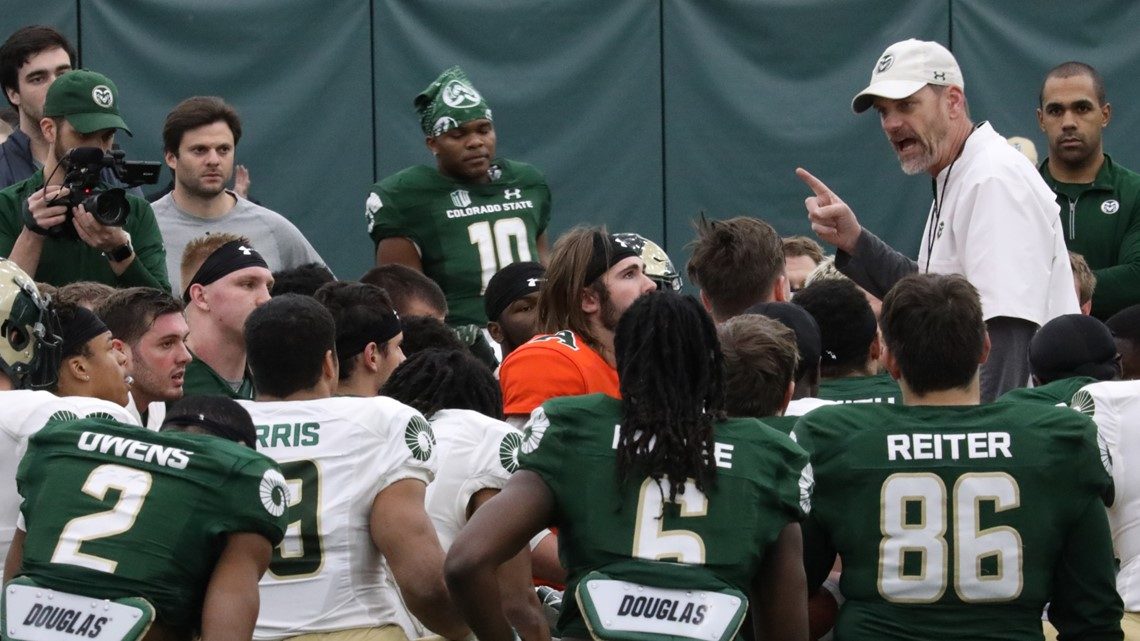 Colorado State wraps up 2019 spring season with one final scrimmage