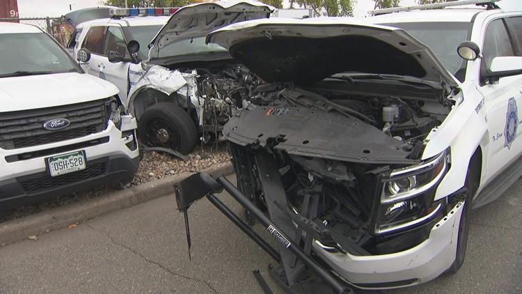 Denver PD doesn't have enough mechanics to fix its vehicles