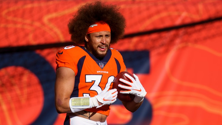 Broncos' Phillip Lindsay opens up about learning disability