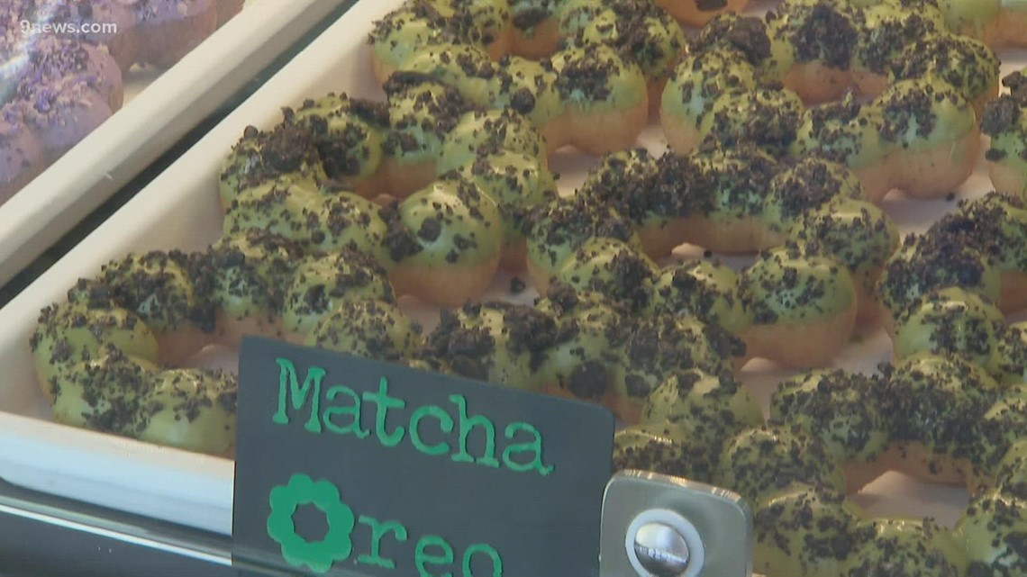 Mochi donut shop serving up unique sweets in RiNo