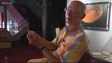 This retired Greeley teacher was a finalist to fly on the Challenger shuttle