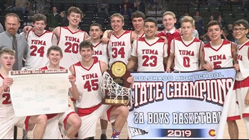 History made for Yuma boys and girls in Class 2A state championship games