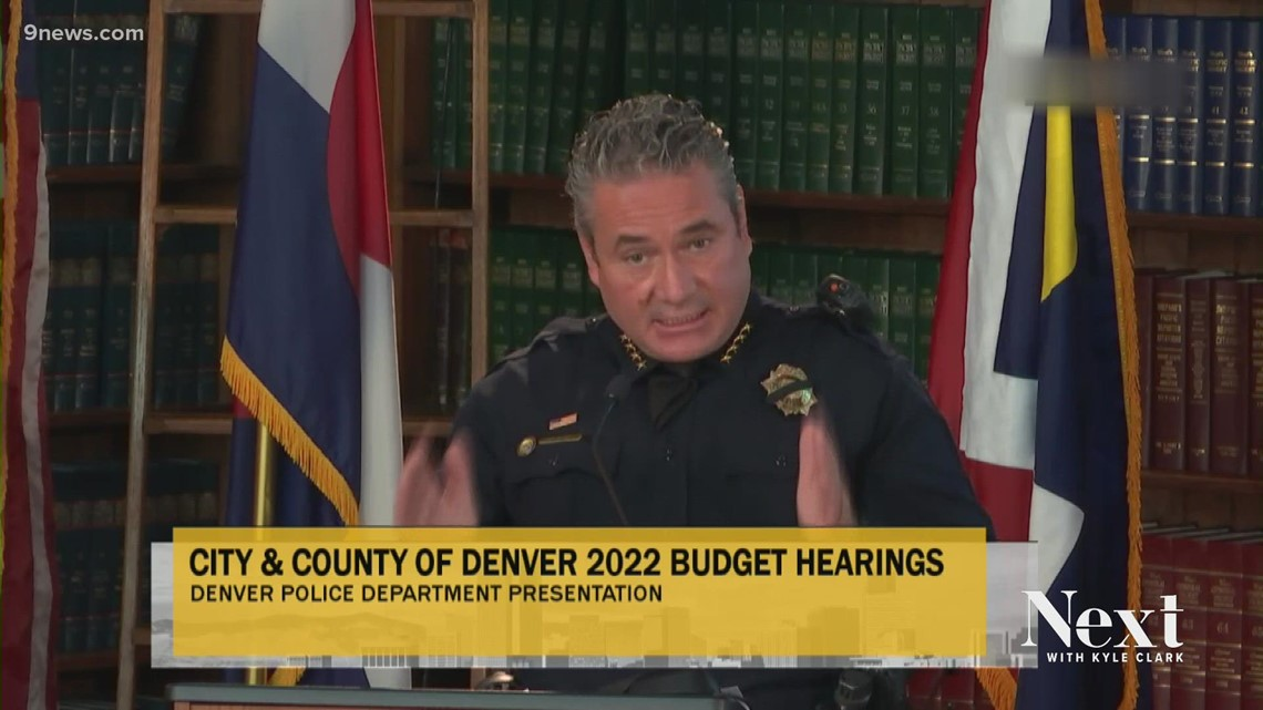 DPD chief: Staffing shortage caused by pandemic budget cuts