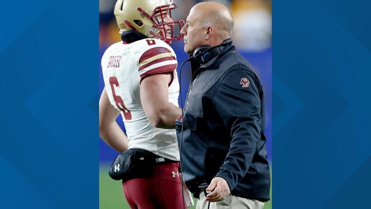 Former Boston College coach Steve Addazio to be next Colorado State football head coach