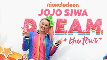Nickelodeon star JoJo Siwa's 53-city tour is headed to Colorado