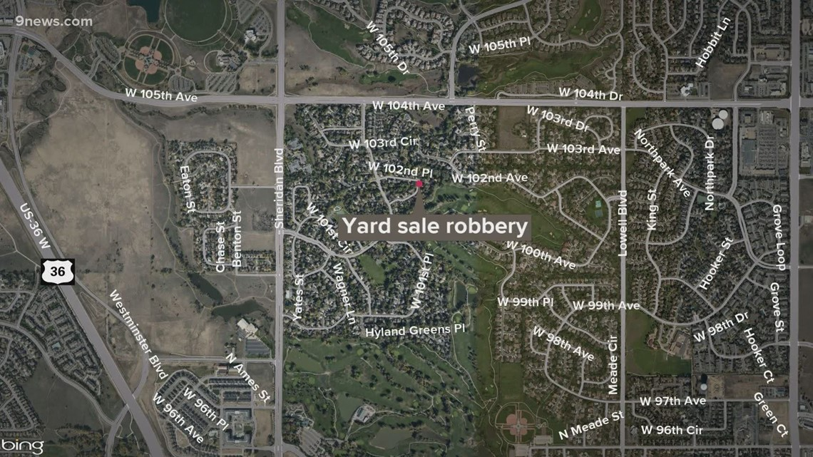 Suspect arrested after woman knocked unconscious in garage sale robbery in Westminster