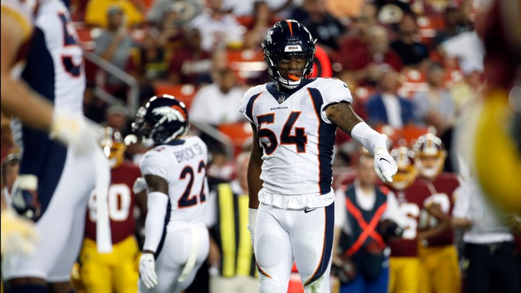 Brandon Marshall  AP