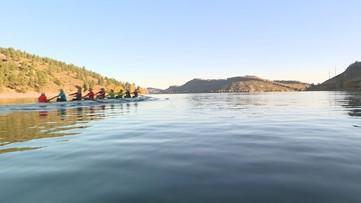 Fort Collins crew team representing Colorado in largest 2-day regatta in the world