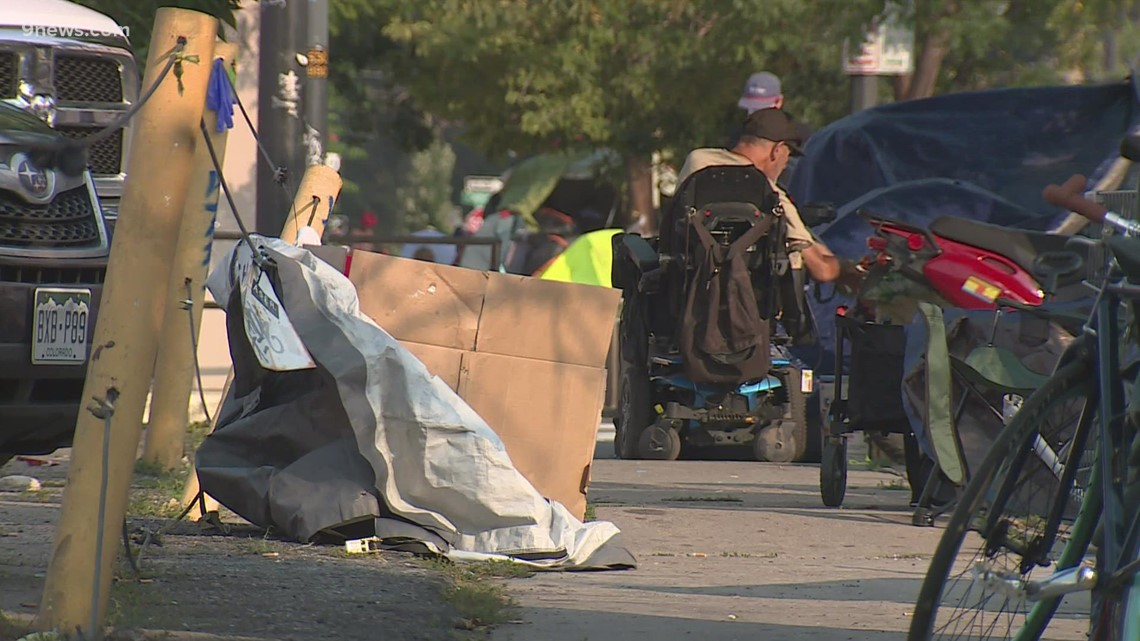 Denver releases draft of 5-year plan to address housing and homelessness