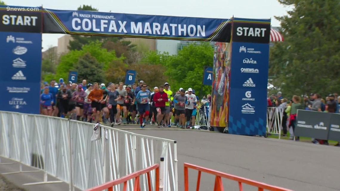 Colfax Marathon hosting 'Runners Reunion' 5K, 10K in May
