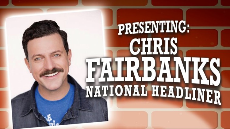 Chris Fairbanks the Beirgarten