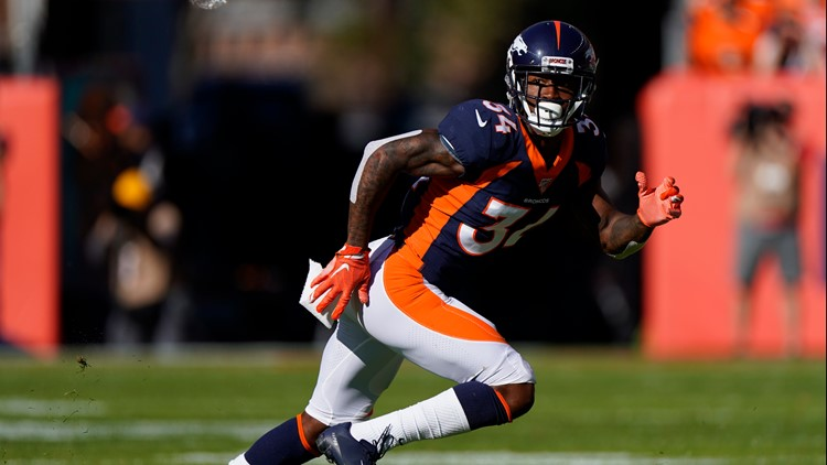 Broncos notes: Will Parks to miss at least 2 games after undergoing thumb surgery