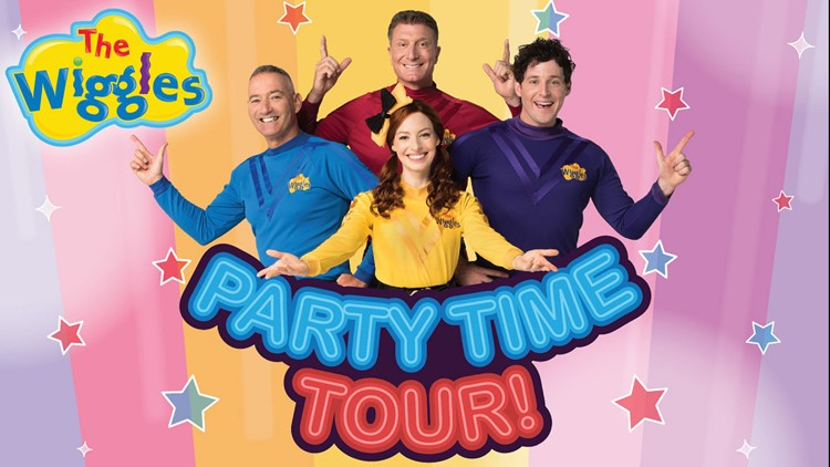 Children's music group 'The Wiggles' announces tour stop in Colorado