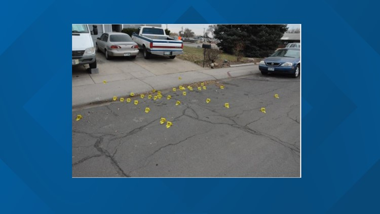 Marigold street evidence markers