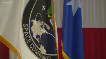 Space Command established at Peterson Air Force Base