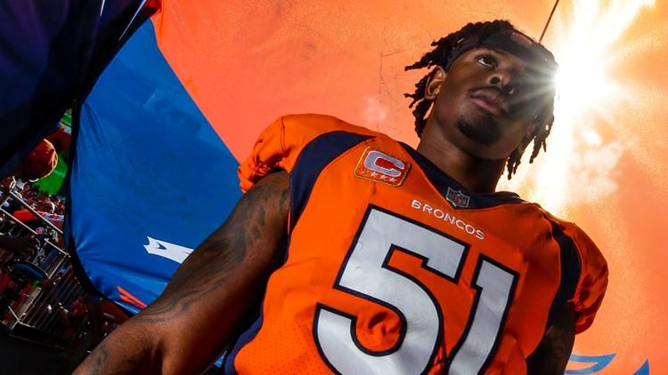 the latest 40097 c8e2b Uncertainty on Todd Davis' return has Broncos looking for ...