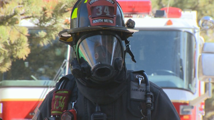 South Metro Fire Rescue Assistant Chief of Operations Troy Jackson works to change the culture of firefighting.