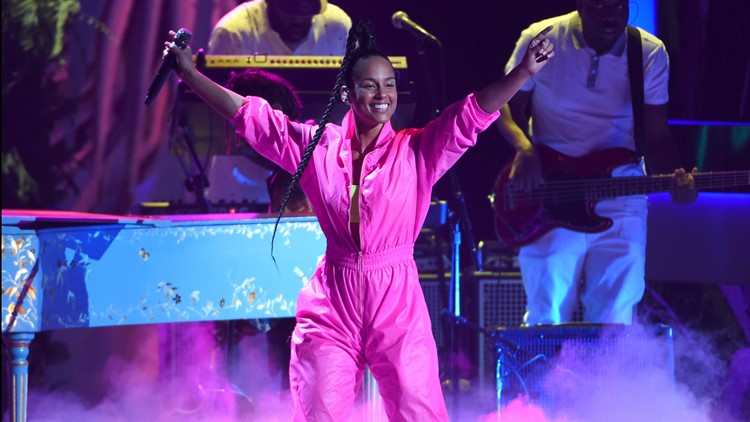 Alicia Keys coming to Denver this summer