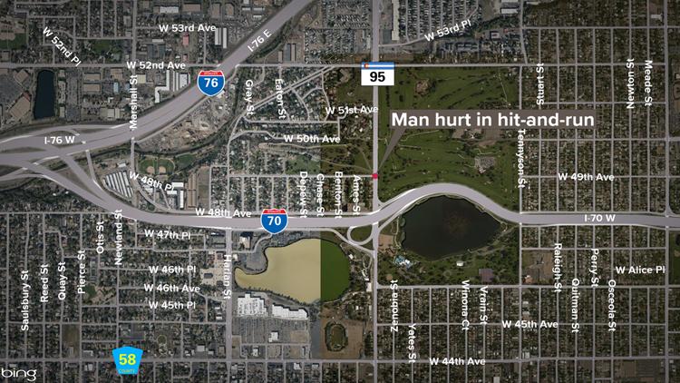 Denver hit-and-run