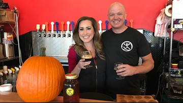 The Feed: Pumpkin Beer at Frolic Brewing