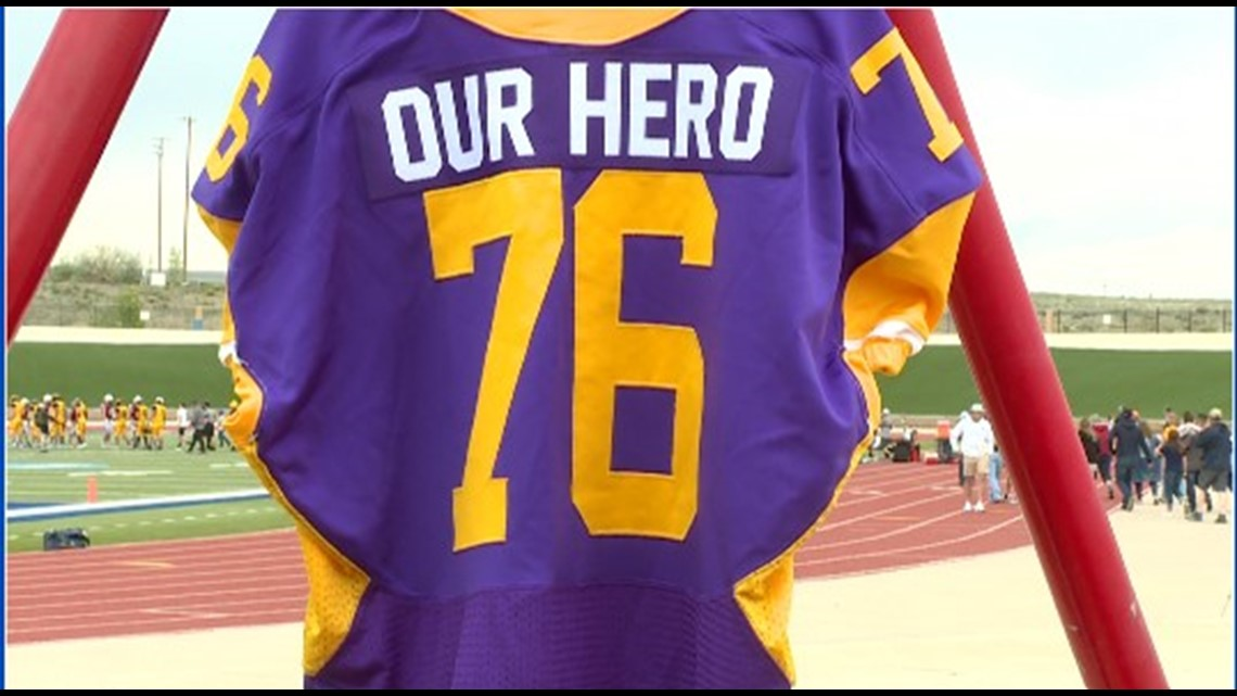 Logan Smith is Boulder football's hero