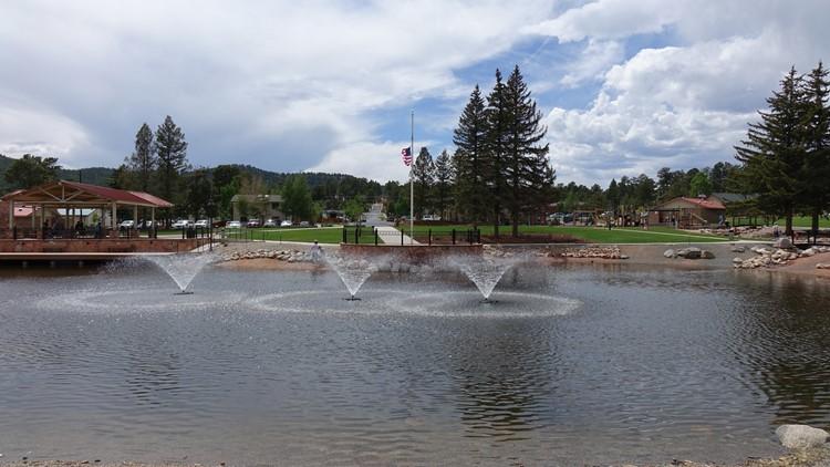 Woodland Park Memorial Park