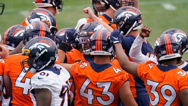 More than 70 Broncos players show up Monday for start of Phase II offseason program