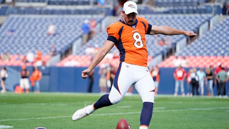 49ers Broncos Football randon McManus