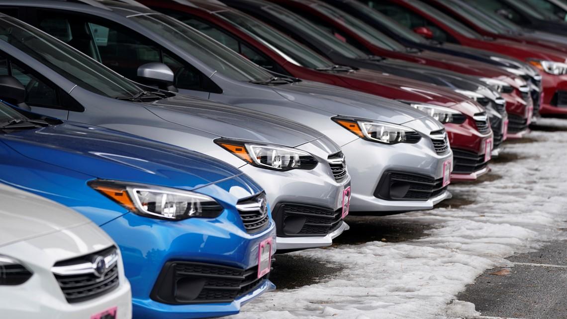 La escasez de chips de automóviles ha estancado a muchos conductores de Colorado