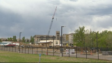 Fossils found at Highlands Ranch construction site