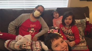 How one dad is pushing on after life-changing cancer diagnosis
