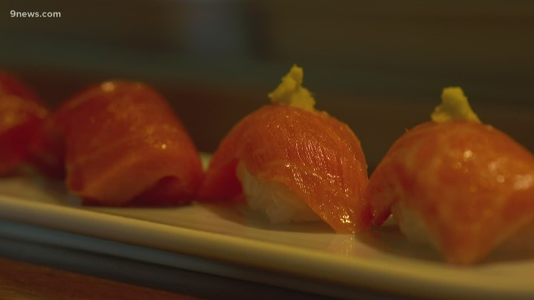The Feed: Sushi Den brings fresh fish to Denver from all over the world