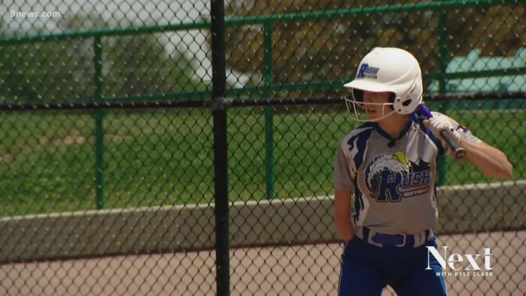 Fort Collins teen keeps chasing softball dream with custom bat