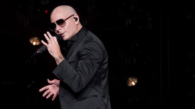 'I Feel Good Tour': Mr. Worldwide Pitbull is headed to Colorado