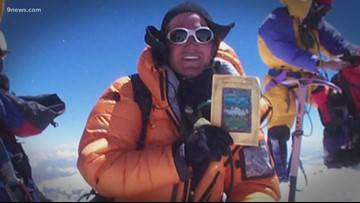 Cancer survivor who climbed Mount Everest inspiring others to get outdoors