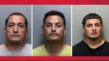 3 men accused of assaulting park ranger