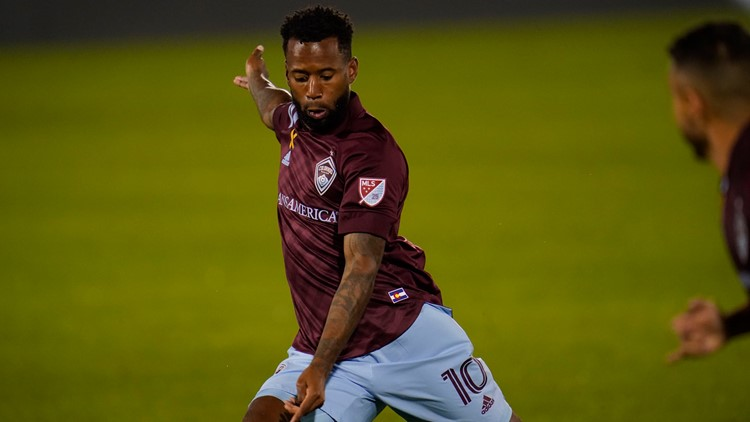 Rapids star Kellyn Acosta reflects on Black History Month