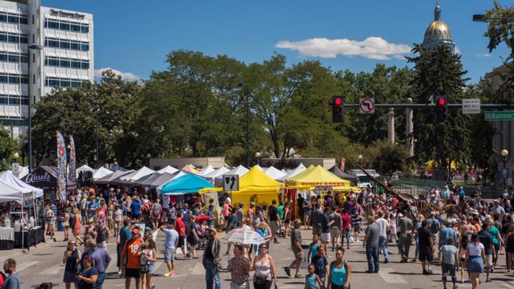 A Taste of Colorado returning to downtown Denver this Labor Day