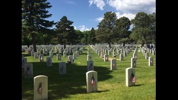 Sailor killed at Pearl Harbor being reburied at Fort Logan