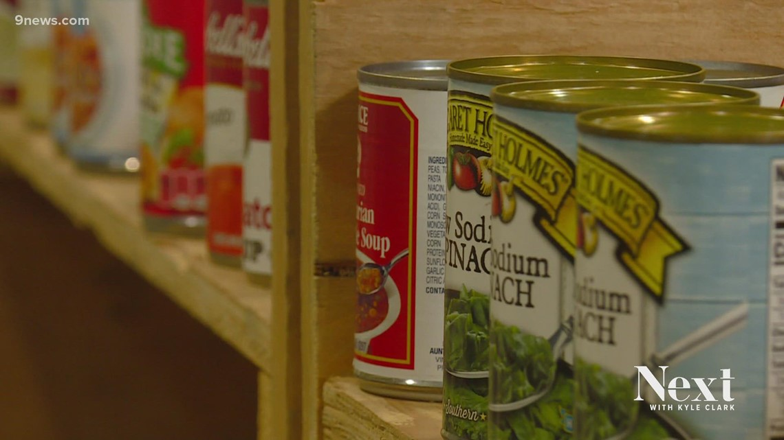 DDPHE: 33% of Denver's population is facing food insecurity