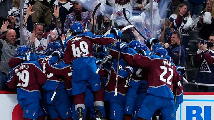 Avalanche 2021-22 schedule released